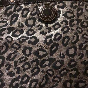 Coach Bags - Coach Leopard Print Bag